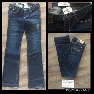 Abercrombie and Fitch Haley Slim Jeans
